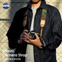 カメラストラップ 一眼レフ ミラーレス 40ミリ Delicious Camera Strap MJC13031-40mm MOUTH マウス CORDURA コーデュ…