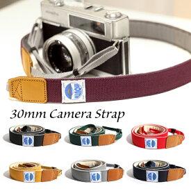 カメラストラップ 一眼レフ ミラーレス Delicious Camera Strap 30ミリ MJC13028-30mm MOUTH マウス