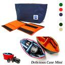 【あす楽】 【日本製】ミニカメラケース ミラーレス一眼 Delicious Case Mini デリシャスケースミニ ソフトクッション…