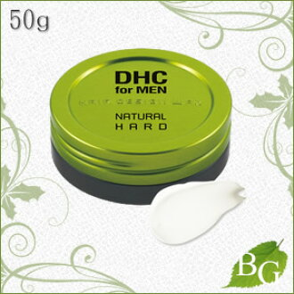 DHC for MEN 헤어 디자인 왁스(내츄럴 하드) 50 g