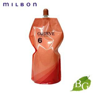 ミルボン オルディーブ オキシダン 6% 2剤 1000mL