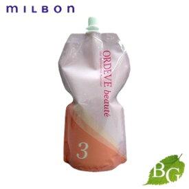 ミルボン オルディーブ ボーテ 3% 2剤 1000mL