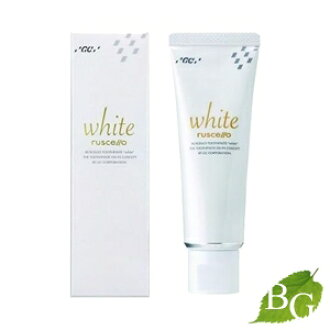 100 g of ジーシールシェロ toothbrushing paste white (pure mint)