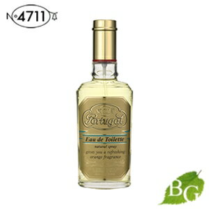 4711 ポーチュガル オードトワレ ナチュラルスプレー (香水 フレグランス) 80mL【国内正規品】