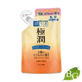 ロート製薬 肌研 (ハダラボ) 極潤プレミアム ヒアルロン乳液 140mL 詰替え用