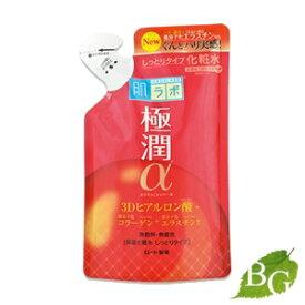 ロート製薬 肌研 (ハダラボ) 極潤α ハリ化粧水 しっとりタイプ 170mL 詰替え用