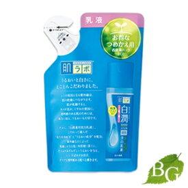 ロート製薬 肌ラボ 白潤 (シロジュン) 薬用美白乳液 140mL 詰替え用