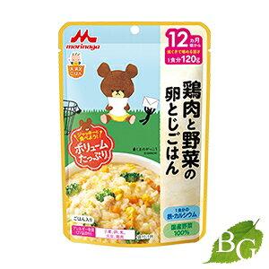 森永乳業 大満足ごはん 鶏肉と野菜の卵とじごはん 120g