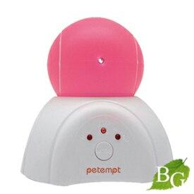 【送料無料】ファンタジー レーダー ピンク 猫 TOY ネコ おもちゃ 電動 ボール レーザーポインター 光る