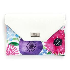 タブレットパソコンケース プチフルール ボタニカル柄 花柄 クラッチバッグ レディース クラッチバッグ おしゃれ iPad mini ASUS ZenPad S 8.0 かわいい おしゃれ
