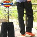 ディッキーズ Dickies ディッキーズ ジーンズ メンズ ブラック デニム メンズ ジーンズ メンズ 大きいサイズ メンズ ジーンズ メンズ ストレート ジーパン メンズ デニム メンズ デニムパンツ ストレート (USAモデル)