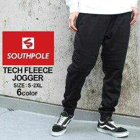 SOUTHPOLE サウスポール ジョガーパンツ メンズ スウェットパンツ メンズ 細身 ストリートファッション 大きいサイズ メンズ パンツ ボトムス 夏 (USAモデル)