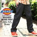 Dickies ディッキーズ 873 ワークパンツ ウォッシュ加工 dickies 873 大きいサイズ メンズ パンツ ボトムス ディッキーズ 873 裾上げ 股下 選べる レングス30/32インチ ウエスト28〜42インチ (USAモデル)
