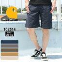カーハート ハーフパンツ メンズ 大きいサイズ 102514 USAモデル|ショートパンツ 作業着 作業服 アメカジ|ブランド Carhartt