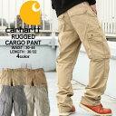 カーハート Carhartt カーハート カーゴパンツ メンズ 大きいサイズ メンズ [カーハート Carhartt カーゴパンツ メンズ 太め アメカジ カーゴパンツ 6ポケット ミリタリーパンツ