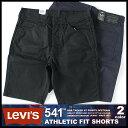 リーバイス Levi's Levis リーバイス 541 ハーフパンツ デニム 大きいサイズ メンズ Levi's541 ATHLETIC FIT SHORTS...