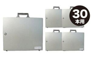 【5個纏め買い】TANNER(田辺金属工業)[ST-30]-TRシリンダー錠式キーボックス(30本用)