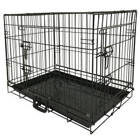 【送料無料】【ポイント2倍】中・大型犬用 ペットケージGY07-XL[8005]-SIS(エスアイエス) 犬小屋 ケージ ゲート