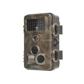 【送料無料】【ポイント2倍】乾電池で最大6カ月使用できる自動録画防犯カメラ[AUTMTSEC]-サンコー