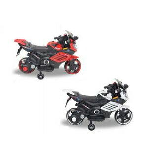 【ポイント2倍】サイレンボタン、クラクションボタン、ミュージックボタンなど豊富な機能ボタン 充電式 電動乗用バイク061[CBK-061]-SIS(エスアイエス) 三輪車 おもちゃ 子供 プレゼント