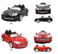 【送料無料】【ポイント2倍】メルセデス・ベンツ・マクラーレン正規ライセンス/ACアダプタ付き/リモコン付き/お子様乗車可/ラジコン操作可/電動乗用カーマクラーレン三輪車[HD-FJ522]-SIS
