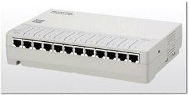 【ポイント2倍】パナソニック [Switch-S12PWR(PN22129K)]-PoE給電対応タイプ スイッチングHUB