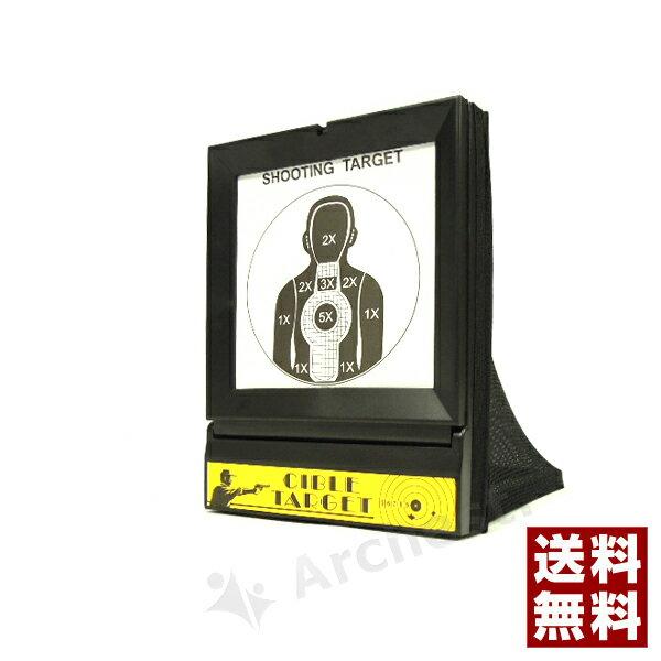 【送料無料】【ポイント2倍】シューティングターゲット(エアーガン・射撃用標的) [ 03B1 ] - SIS