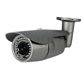 防犯カメラ 243万画素 屋外用 赤外線 IR-LED 42個 HD-SDI バリフォーカルレンズ 監視カメラ 家庭用 SONY 243万画素 CMOSセンサー搭載 HD-B2042V28 【送料無料】【あす楽対応】
