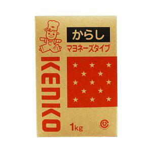 ケンコー からしマヨネーズタイプ 1kg 【製パン材料・辛子マヨネーズ・業務用】