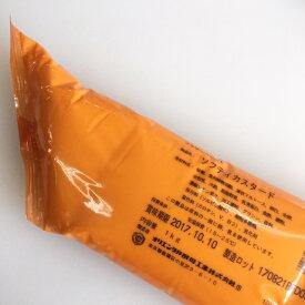 ソフティカスタード 1kg 【菓子材料・パン材料・フラワーペースト・カスタードクリーム・フィリング・カスタードフィリング】