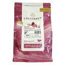 カレボー ルビーチョコレート 1.5kg【菓子材料・パン材料・チョコレート・タブレット・ルビー・ルビーチョコレート…