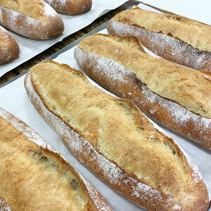 自家製発酵種(ルヴァン)使用 カンパーニュ2本 【冷凍パン・ルヴァン・ハードパン・全粒粉・ライ麦・北海道産小麦】