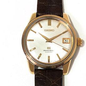 グランドSEIKO 5722 CAPGOLD 稀少 美品 手巻 1967年 OH済 USED