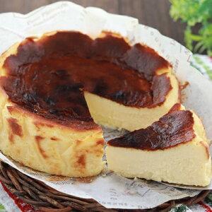 ブールミッシュバスク風チーズケーキ『冷凍配送・生菓子』誕生日ケーキ 贈り物 プレゼント デザート フルーツタルト デパ地下 お取り寄せ 吉田菊次郎