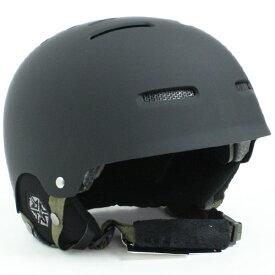 DICE d5 MATT BLACK ダイス ディーファイブ ヘルメット スノーボード メンズ 男性用 HELMET SNOWBOARD MENS 送料区分:M [SALE]