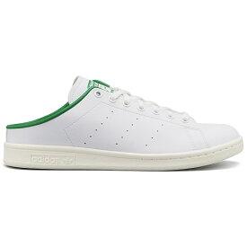 21SS adidas Originals STAN SMITH MULE フットウェアホワイト/グリーン/オフホワイト アディダス オリジナルス スタンスミス ミュール 国内正規品 シューズ スニーカー メンズ 靴 男性 送料区分:S