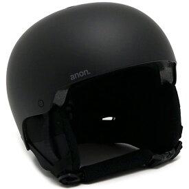 Anon RAIDER 3 ASIAN FIT Black アノン ライダー 3 アジアンフィット 国内正規品 スノーボード スキー ヘルメット HELMET 送料区分:M [SALE]