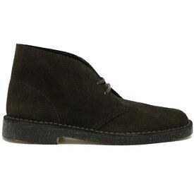 Clarks DESERT BOOT Brown Suede クラークス デザート ブーツ 国内正規品 靴 シューズ メンズ 革靴 男性用 名作 送料区分:S