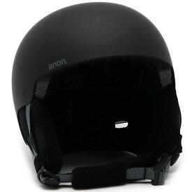 Anon RIME 3 ASIAN FIT Black アノン ライム 3 アジアンフィット 国内正規品 キッズ ユース ジュニア スノーボード スキー ヘルメット HELMET 子供用 送料区分:M [SALE]