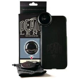 DeathLens FISHEYE LENS iPhone X デスレンズ フィッシュアイ レンズ 国内正規品 スマートフォン アクセサリー 撮影 スケートボード 送料区分:S [SALE]