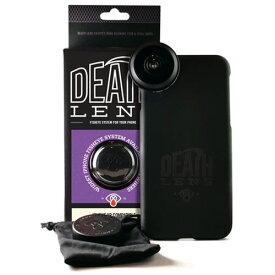 DeathLens FISHEYE LENS iPhone XR デスレンズ フィッシュアイ レンズ 国内正規品 スマートフォン アクセサリー 撮影 スケートボード 送料区分:S [SALE]