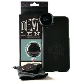 DeathLens FISHEYE LENS iPhone XS デスレンズ フィッシュアイ レンズ 国内正規品 スマートフォン アクセサリー 撮影 スケートボード 送料区分:S [SALE]