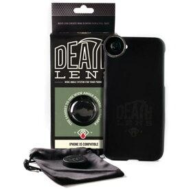 DeathLens WIDE ANGLE LENS iPhone XS デスレンズ ワイド アングル レンズ 国内正規品 スマートフォン アクセサリー 撮影 スケートボード 送料区分:S [SALE]