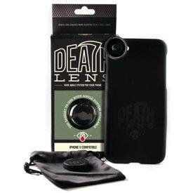 DeathLens WIDE ANGLE LENS iPhone X デスレンズ ワイド アングル レンズ 国内正規品 スマートフォン アクセサリー 撮影 スケートボード 送料区分:S [SALE]