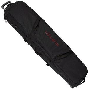 2022 BURTON WHEELIE LOCKER True Black バートン ウィーリー ロッカー 国内正規品 スノーボード バッグ ボード ケース ウィール 旅行 トラベル 21-22 送料区分:L