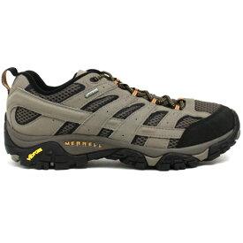 【送料無料】 MERRELL MOAB 2 GORE-TEX Walnut メレル モアブ 2 ゴアテックス 国内正規品 靴 シューズ スニーカー メンズ 男性用 登山 フェス カジュアル アウトドア 送料区分:S