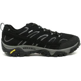 【送料無料】 MERRELL MOAB 2 GORE-TEX Black メレル モアブ 2 ゴアテックス 国内正規品 靴 シューズ スニーカー メンズ 男性用 登山 フェス カジュアル アウトドア 送料区分:S