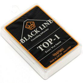 MATSUMOTOWAX BLACKLINE TOP-1 Every Wet Snow 50g マツモトワックス ブラックライン トップワン 国内正規品 スノーボード ワクシング メンテナンス お手入れ WAX 送料区分:S [SALE]