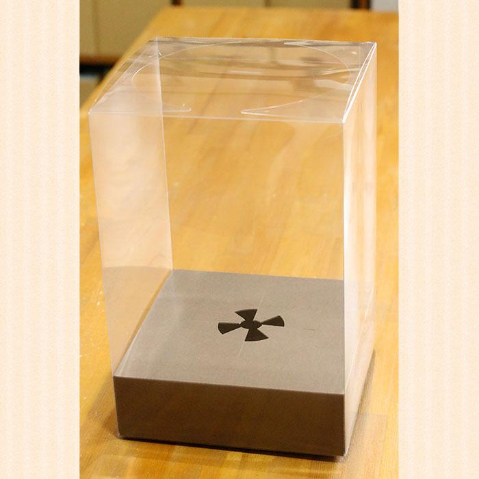 アレンジ用クリアボックス(クリアケース) LLサイズ