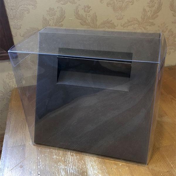 フォトスタンド用クリアボックス(クリアケース)